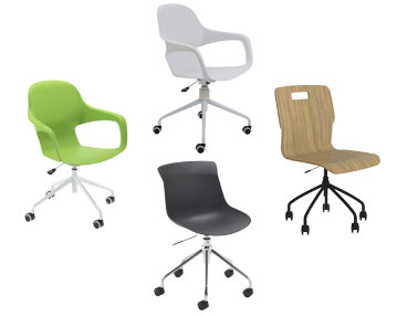 Mobile Chairs
