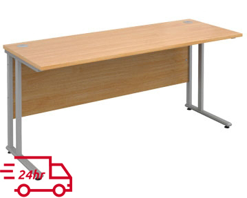 Next-Day Narrow Desks
