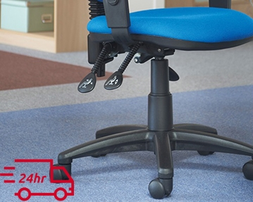 Next-Day 3 Lever Operator Chairs