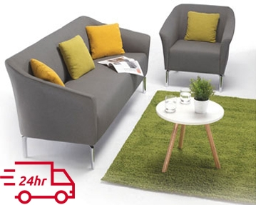 Next-Day Fabric Sofas