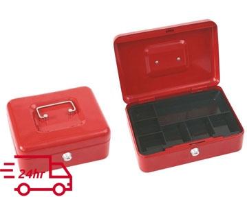 Next-Day Cash Boxes