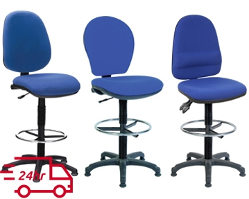 Next-Day Draughtsman Chairs