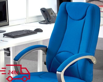 Next-Day Executive Fabric Office Chairs