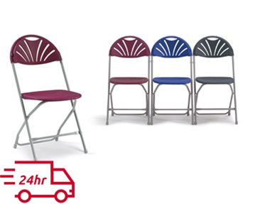 Next-Day Folding Chairs