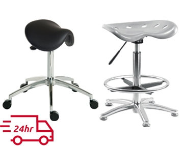 Next-Day Office Stools