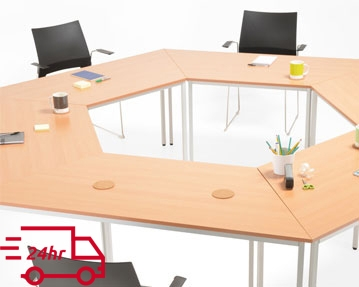 Next-Day Meeting Tables