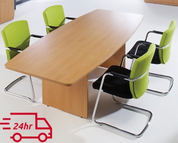 Next-Day Boardroom Tables
