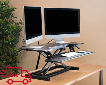 Next-Day Desk Risers