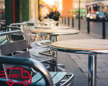 Next-Day Café Furniture