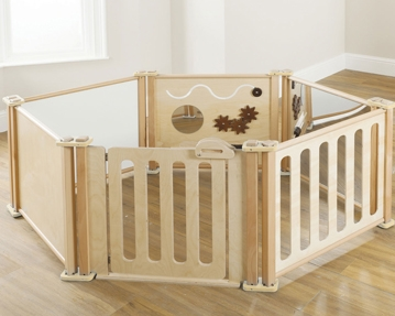Nursery Room Dividers