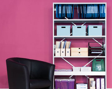 Office Shelving