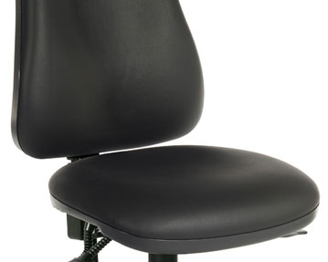 Vinyl Operator Chairs
