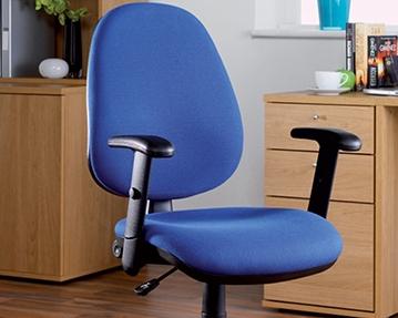 Fabric Operator Chairs