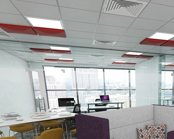 Opus Acoustic Ceiling Tiles