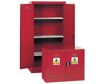 Pesticide Cupboards