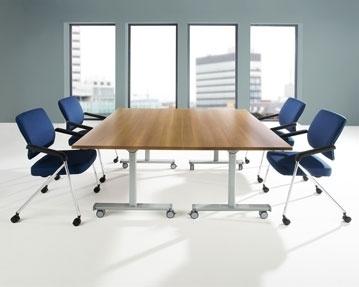 Pivot Folding Tables