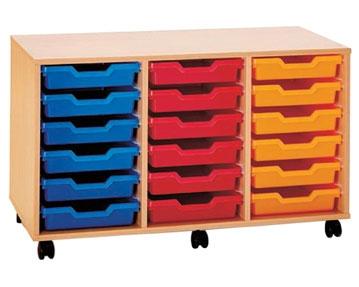 Pop Tray Storage Units