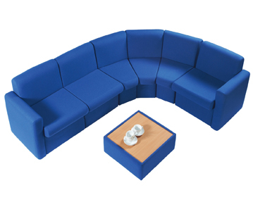 Fabric Modular Seating