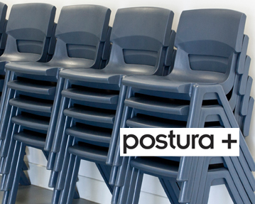 Postura+ Classroom Chairs