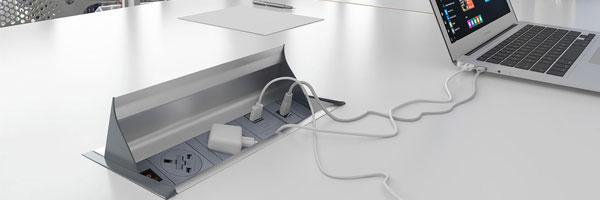 Power Ready Boardroom Tables