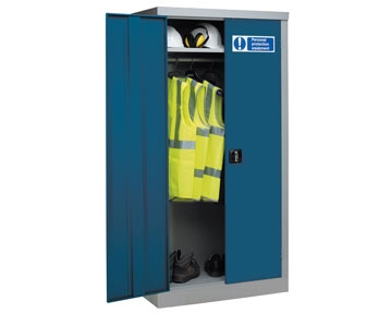 Personal Protection Equipment (PPE) Cupboards