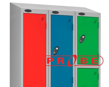 Probe Sloping Top Lockers