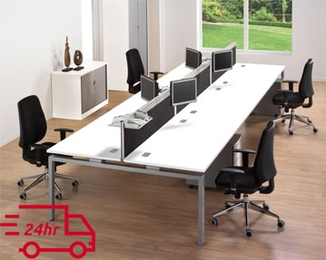 Next-Day Proteus Bench Desks