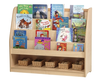 Playscapes Book Storage
