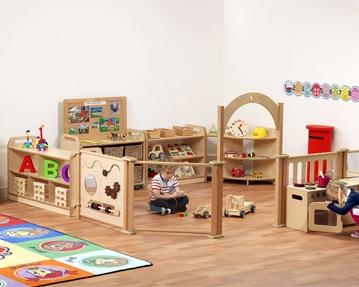 Playscapes Zone Sets