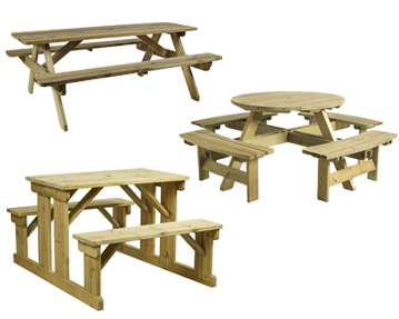 Picnic Bench Tables