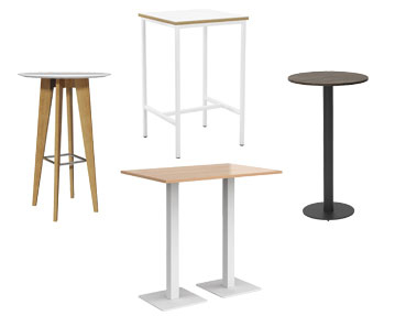 Poseur Tables