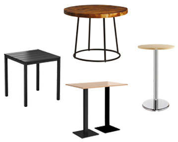 Pub & Bar Tables