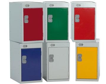 Quarto Cube Lockers