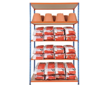 Rapid 2 - 1220mm Wide Shelving