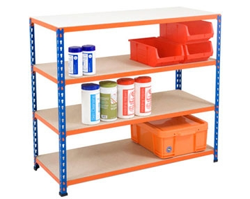 Rapid 2 - Four Shelves