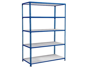 Rapid 2 - Five Shelves