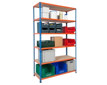 Rapid 2 - Six Shelves
