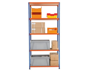 Rapid 2 - 915mm Wide Shelving