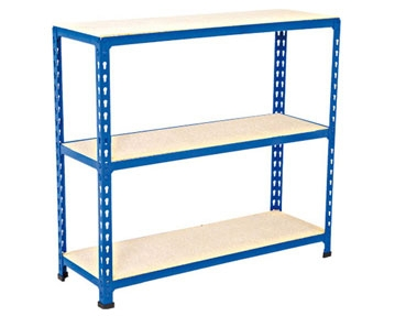 Rapid 2 - Chipboard Shelving