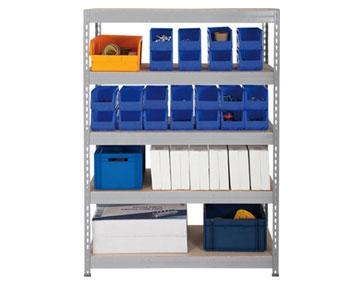 Rapid 3 - Five Shelves