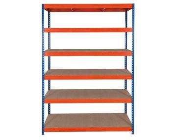 Rapid 3 - Six Shelves