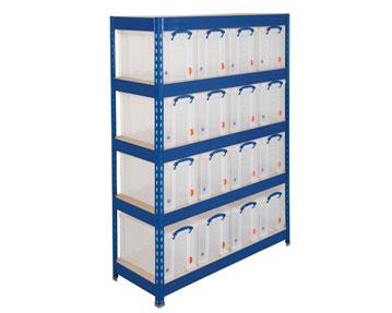 Really Useful Box Shelving Kits