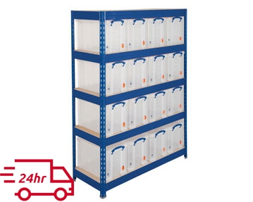 Really Useful Box Shelving Kits