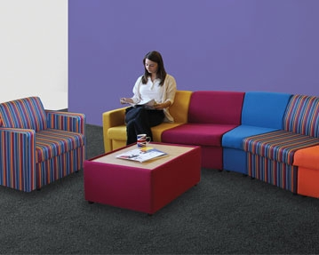 Ripple Modular Seating