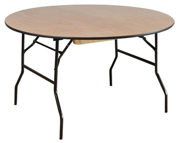 Round Folding Tables