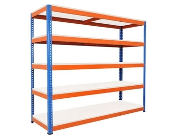 Rapid Shelving