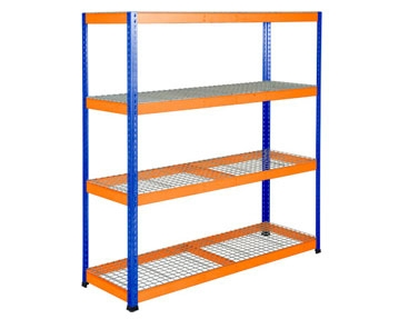 Rapid 1 - Wire Mesh Shelving
