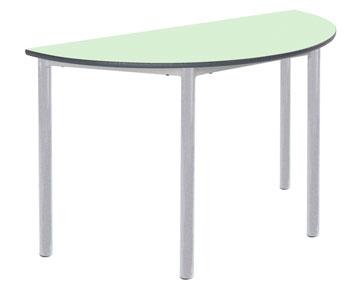 RT45 Semi-Circular Classroom Tables
