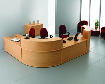Next-Day Reception Desks