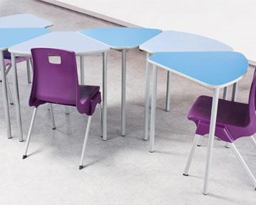 Segga Classroom Tables